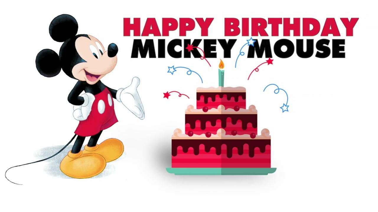 Free Birthday Ecards Mickey Mouse ~ News urprise visits from mickey mouse to delight his biggest fans around the world disney by