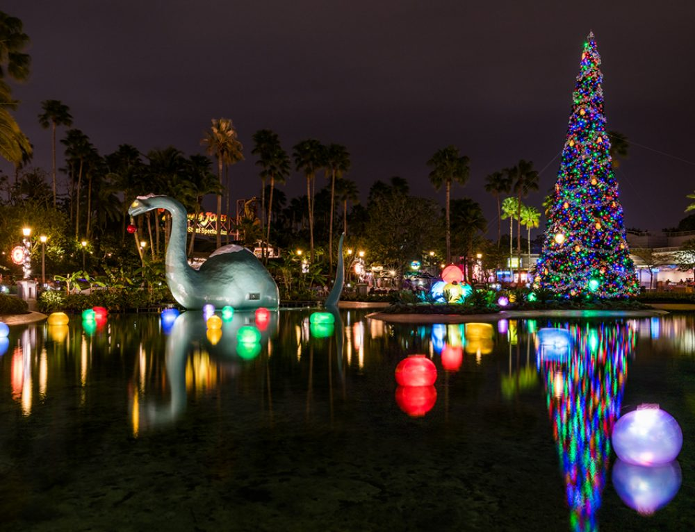 VIDEO: Behind the Scenes at the 'Flurry of Fun' Celebration at Disney's Hollywood Studios