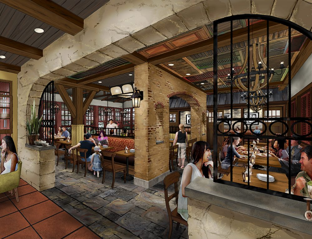 NEWS: New Details Revealed for Terralina Crafted Italian, Coming to Disney Springs in Early 2018